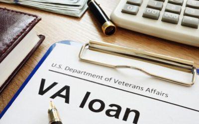 VA Interest Rate Reduction Refinance Loan