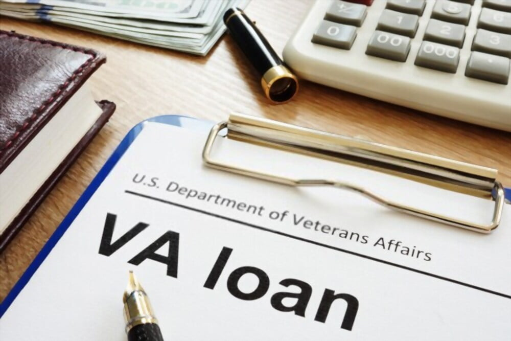 VA Interest Rate Reduction Refinance Loan