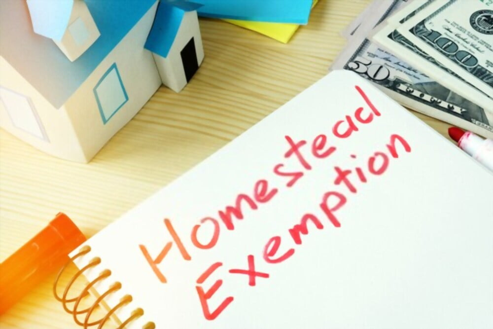 File Your Homestead Exemption Which Is Due By April 30, 2019